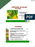 4 Interpret-Analisis FOLIAR (Exp)
