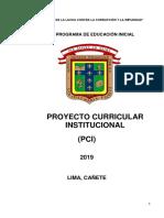 Pci Educacion Inicial Revisado Consultor