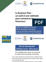 1 Business Plan Un Outil Une Methode 18112016