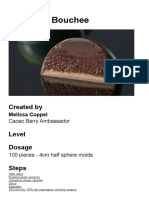 Recette Apple Pie Bouchee _ Cacao Barry