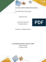 Etapa 3 - Expansión y marco normativo. Realizar matriz comparativa