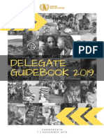 Delegate Guidebook
