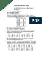 Ejercicios Organizacion y Analisis de Datos