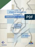 Psicofarmacos_embarazo_lactancia