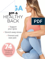 Yoga for healthy back