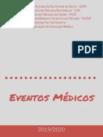 Eventos Médicos 2019.2