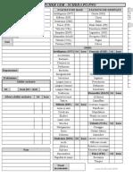 Scheda PG-PNG Editabile