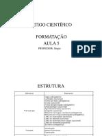 ARTIGO CIENTÍFICO.pptx
