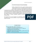 NETWORK ANALYSIS Chap.8 TWO PORT NETWORK & NETWORK FUNCTIONS.pdf.pdf