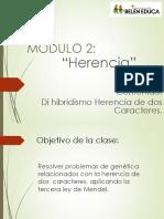 3°  ley de Mendel.ppt