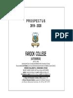 Prospectus 2019 20
