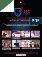 Indisec Summit 2019