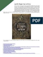8564463121 Manual de Magia Com as Ervas