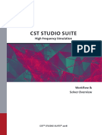 CST STUDIO SUITE - High Frequency Simulation