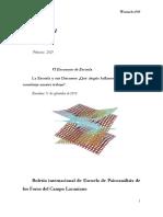 Lombardi (2019) - El discurso analítico, garante de la histerización del analizante.pdf