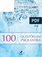 100 Questoes de Psiquiatria