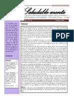 Boletín Mesa SM Vol 2 N° 10