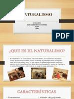 Naturalism o