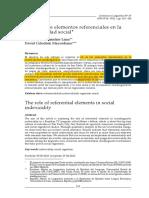 El rol de los elementos referenciales en la indexicalidad social - Rafahel Jean Parintins Lima