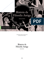 Historia Da Filosofia Antiga