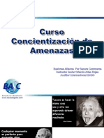 Curso Concientizacion Amenazas Junio18