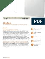 SlimDAS Data Sheet NGIS