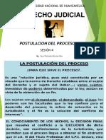 ppt de Postulacion Del Proceso - derecho