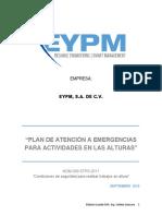 Plan de Atencion a Emergencias Loreal-eypm