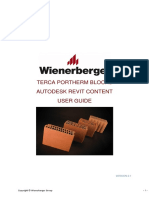 Wienerberger Terca Portherm User Guide