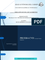 CVD y Separacion Por Etapas