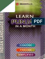 LearnPunjabiInAMonth.pdf