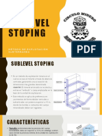 Sublevel Stoping