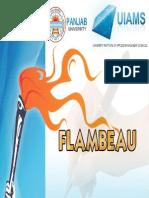 Flambeau Vol I Issue 1