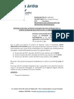Propuesta de Liquidación 2018