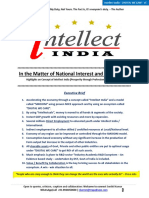 Intellect India-International for Prosperity & Peace V5