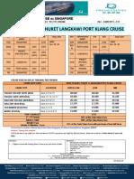 20190902102134 6d5n Penang Phuket Langkawi Port Klang Cruise