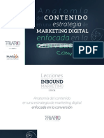 eBook Lecciones de Inbound Marketing Anatomia Del Contenido en Una Estrategia de Marketing Digital Enfocada en La Conversion