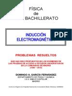 3.5 - INDUCCIÓN ELECTROMAGNÉTICA - PROBLEMAS RESUELTOS DE ACCESO A LA UNIVERSIDAD
