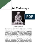 Lahiri Mahasya His Life.pdf