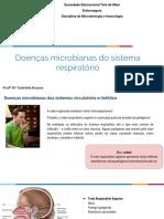 Doenças Microbianas Do Sistema Respiratório Alunos