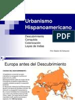 Urbanismo Hispanoamericano.ppt