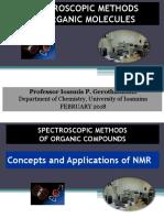 3. Basics in NMR