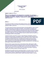 Araullo v Ombudsman