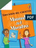 Tu Libro de Vida. Educación Del Carácter para niños