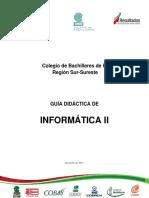 Guía Didáctica de Informática II Sur Sureste.pdf