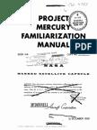 Project Mercury Familiarization Manual 15 Dec 59