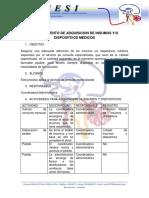 PROTOCOLO DE ADQUISICION DE INSUMOS.docx