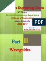 Waveguides S Notes