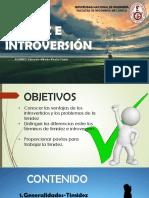 Timidez e Introversion 1