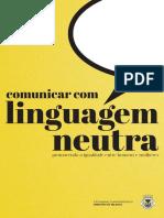Manual de Linguagem Neutra
